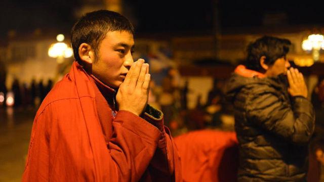 Credente tibetano