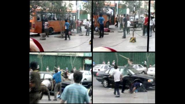 Il massacro di Urumqi