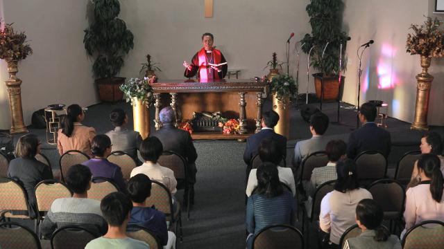 missionario sudcoreano