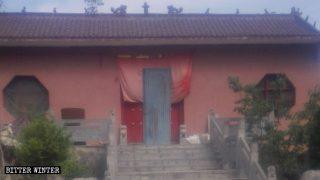Divinità taoiste in prigione: l'implicabile repressione dei templi non si ferma