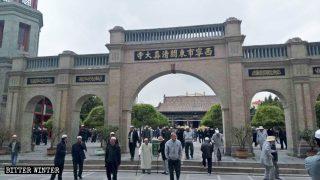 Nella moschea Dongguan a Xining l'ideologia sostituisce il Corano