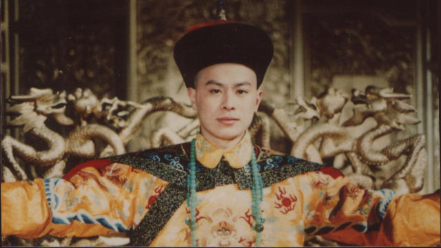 """Jia in The Honest and Clean Official Yu Chenglong (""""L'onesto e leale funzionario Yu Chenglong"""")"""