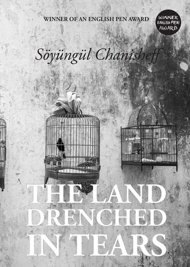 La copertina del libro di Söyüngül Chanisheff