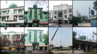 Repressione serrata dei musulmani hui nell'Henan