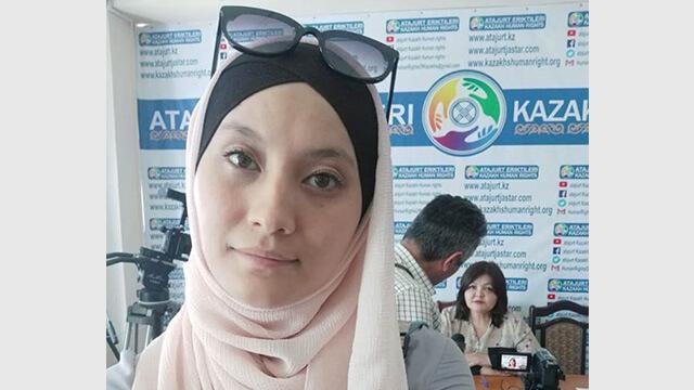 Serikzhan Bilash è in pericolo: «Vi prego salvate mio marito»